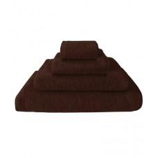 Terry towel Basic 400gsm 70x130cm brown