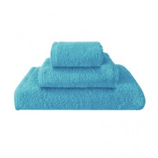 Terry towel Basic 400gsm 70x130cm light blue