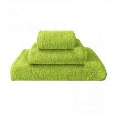 Terry towel Basic 400gsm 70x130cm lime green